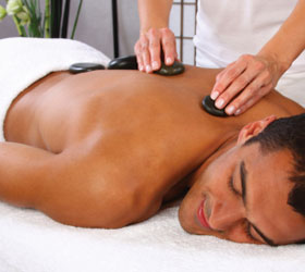 Photo of Hot Stone Massage